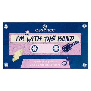 Essence I'm with the band eyeshadow